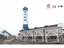 WBS series stabilized soil mixing machine